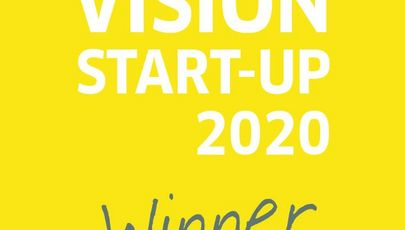 """VISION Start-up 2020"" Gewinner steht fest"