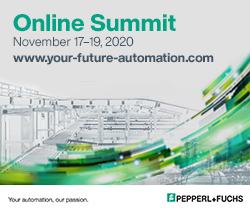 Online-Summit Pepperl+Fuchs 2020