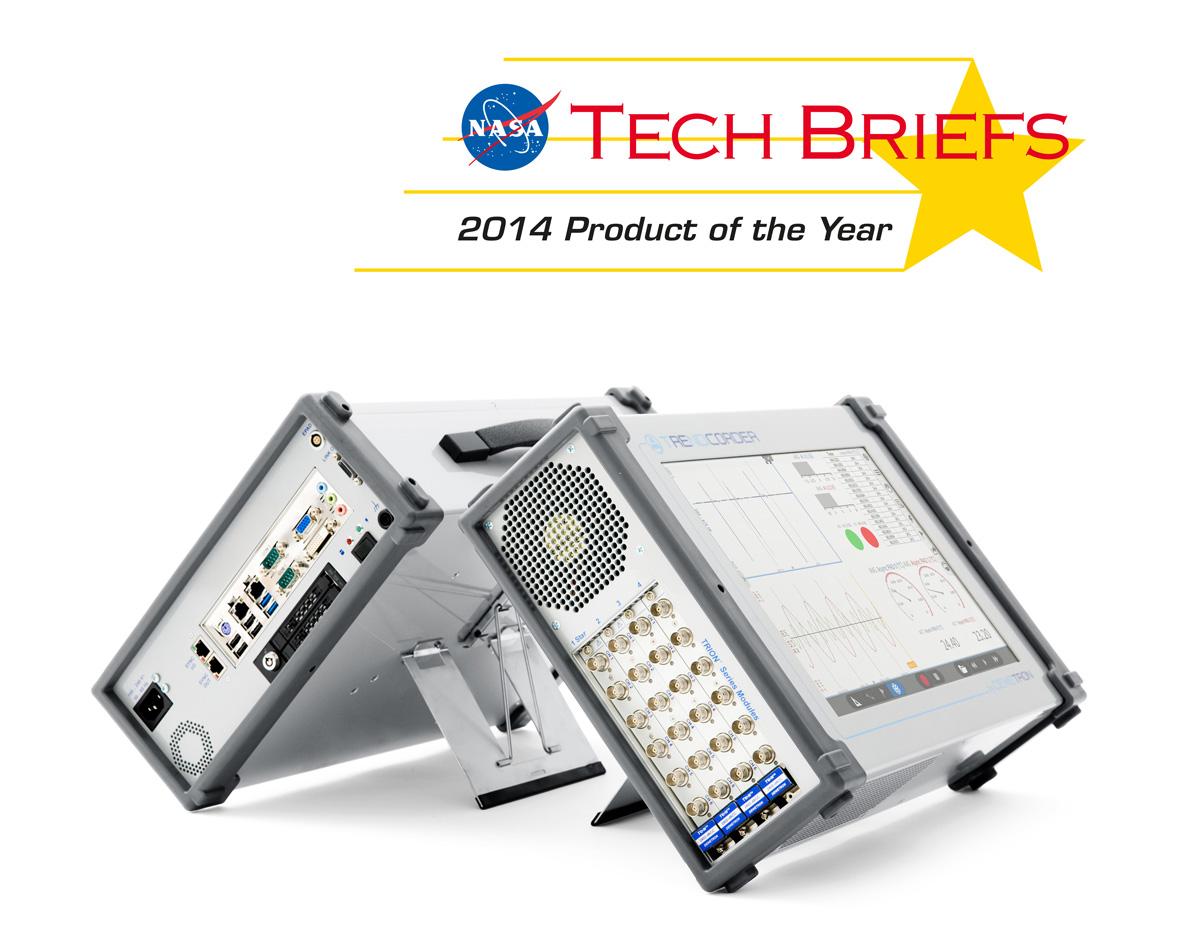 NASA Tech Briefs Award für TrendCorder