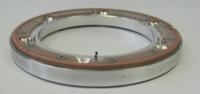 6-Kanaliger Rotorring mit Induktionsschleife und Pins für den Thermoelementanschluss
