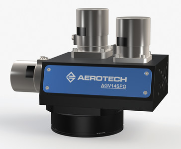 AGV-SPO-Galvo-Scanner von Aerotech