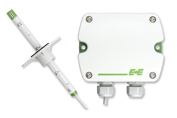 EE650 Strömungsmessumformer