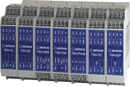 TSA-Module des Kompetenz-Center Imtron