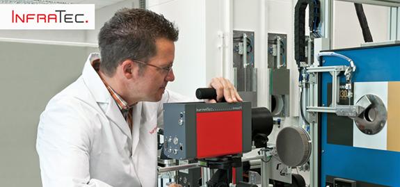 Thermografiekameraserie ImageIR® mit HighSense-Funktion