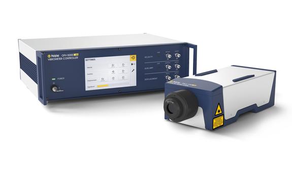 OFV-5000 Xtra Laser Vibrometer