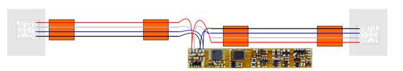 Topologie Rotorkomponente