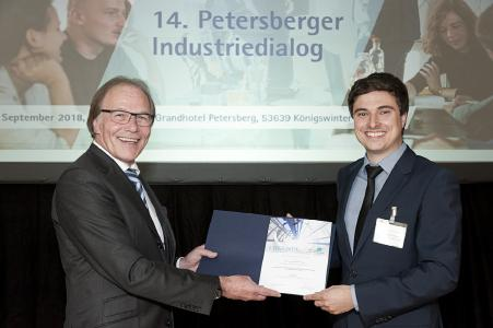 Dr. Tobisch Stiftung Industrieforschung 2018