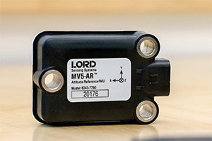MV5-AR kompakter, robuster Lage-Sensor (IMU)